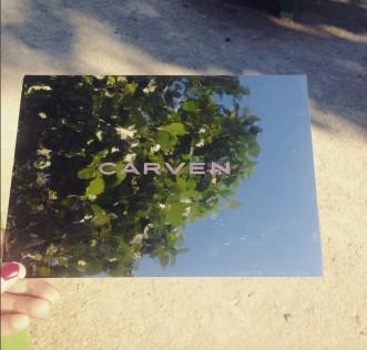 Invitation Carven / Instagram