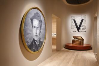Portrait de Louis Vuitton jeune ©Grégoire Vieille