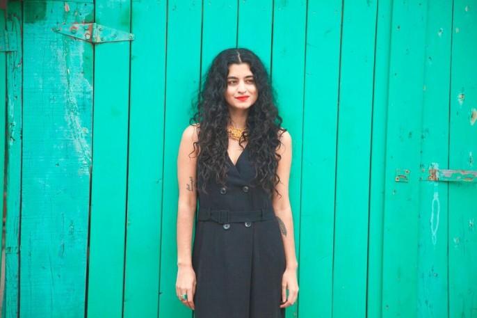 La photographe Samra Habib