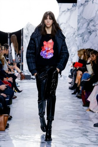 Carven, inspiration crystal