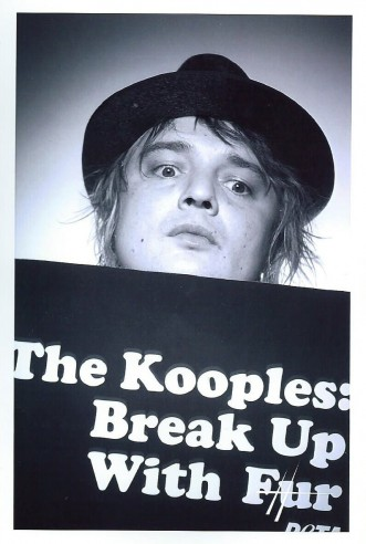 Pete Doherty s'adresse directement à The Kooples