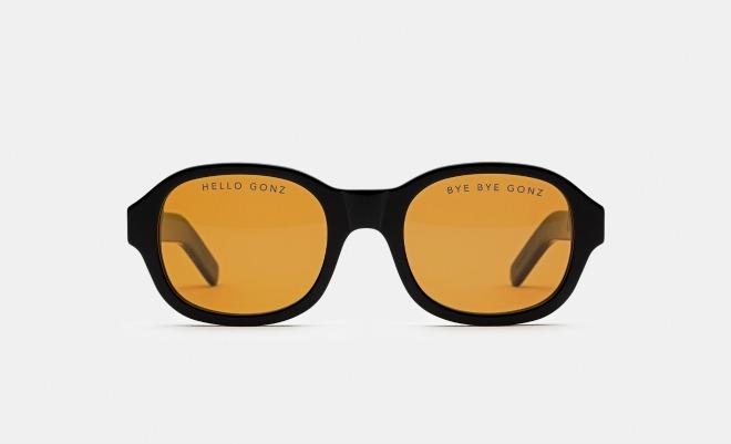 Mark Gonzales, lunettes SUPER