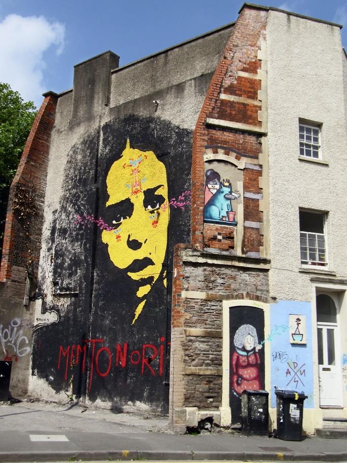 Bristol, août 2012. Kirsten Winter.