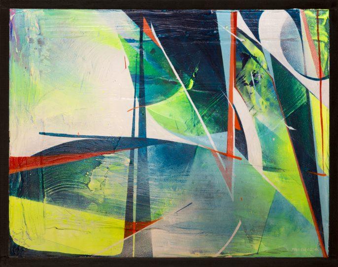 THEO LOPEZ, 64cmx84cm, 2016, Oeuvre créée pour Festiwall